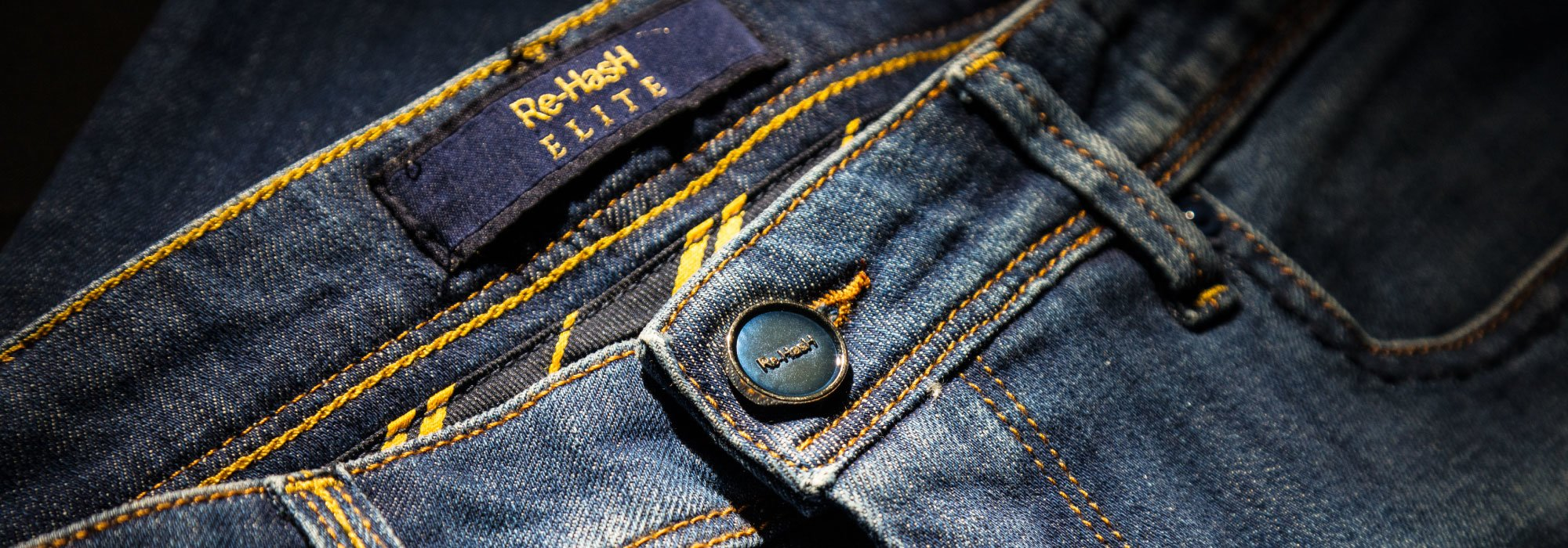 ELITE - Exclusive capsule realized to the finest Denim fabrics.