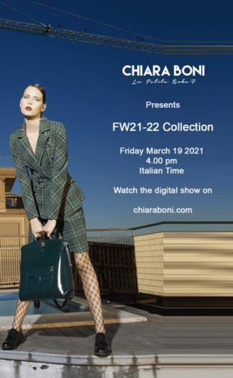 Chiara Boni La Petite Robe FW21-22 digital show