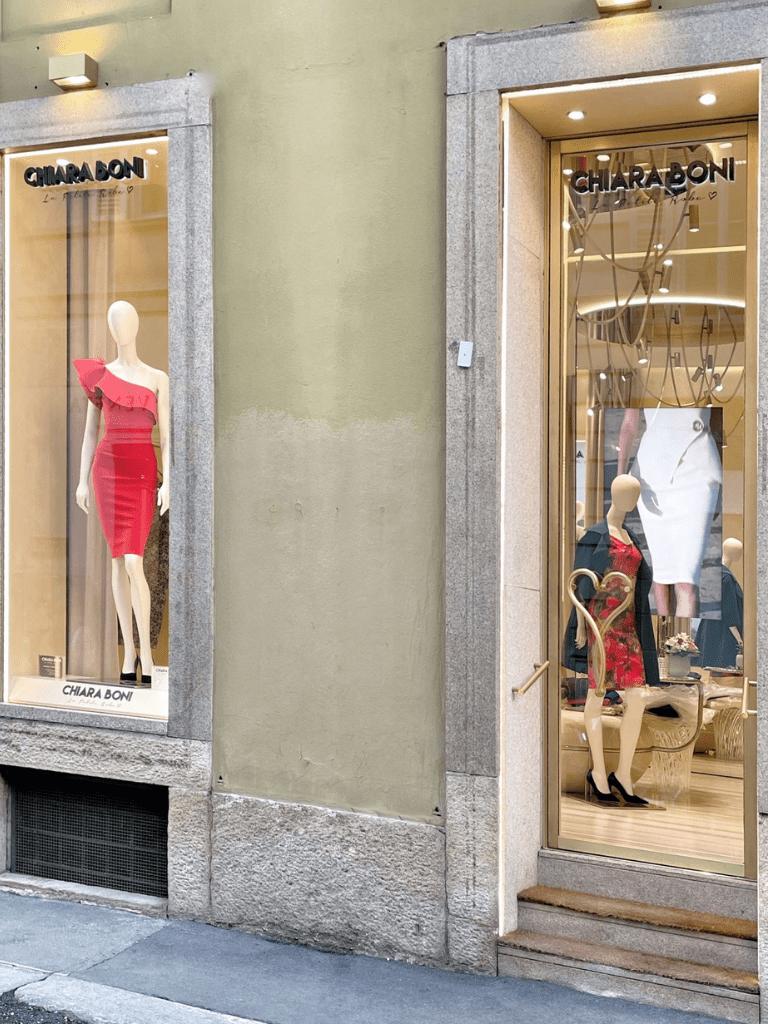Boutique Milano