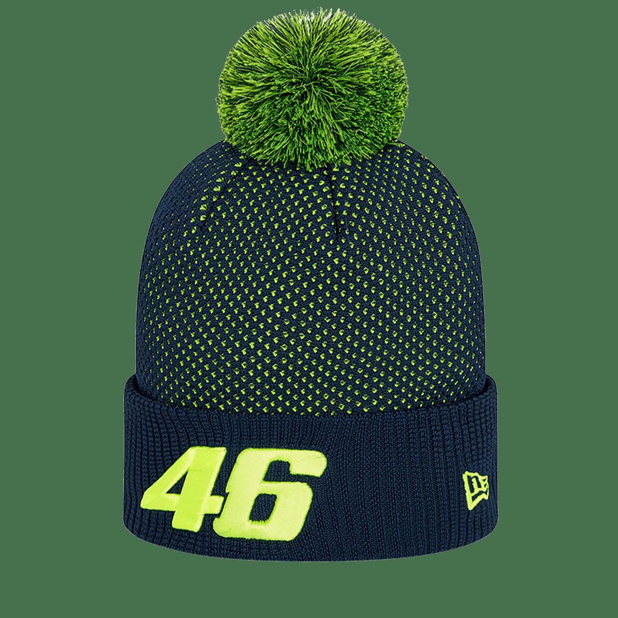Bonnet à pompon 46 New Era