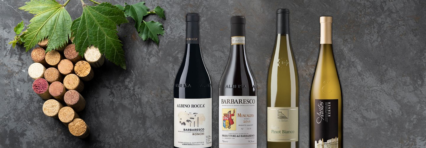 Special Offer on Award Winning Italian Wines