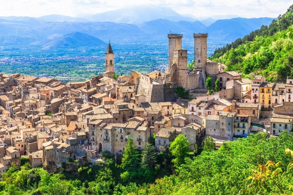 January's Region of the Month: Abruzzo