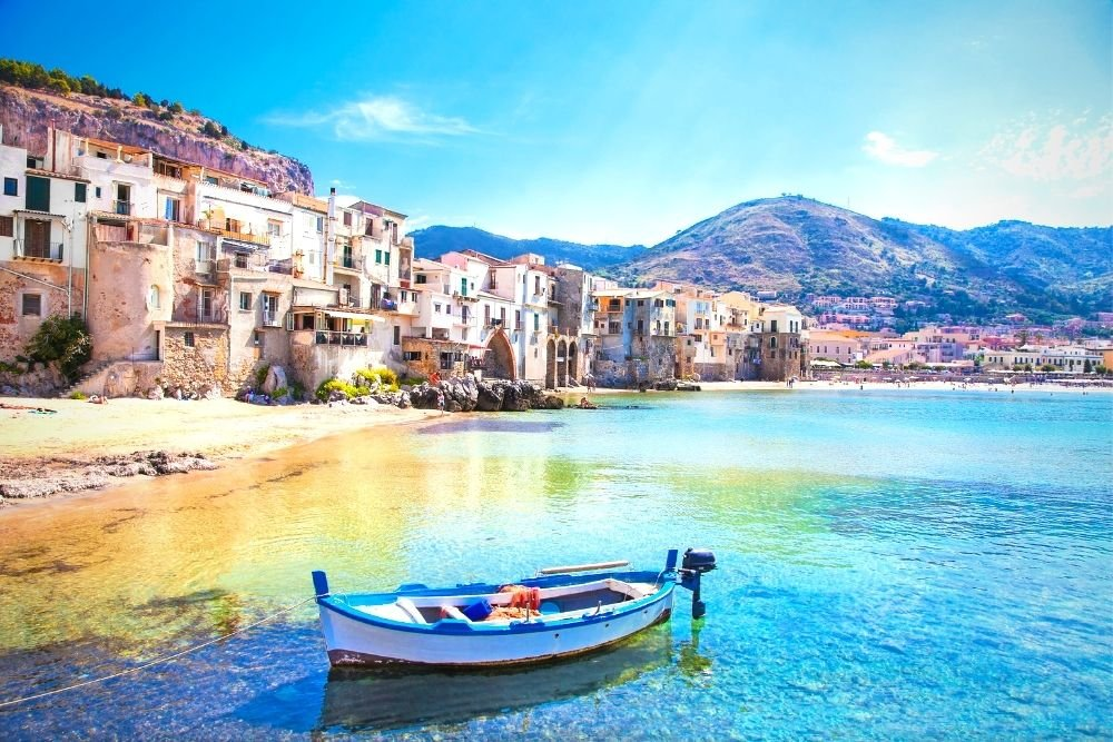 Wine Region of the Month – Sicily
