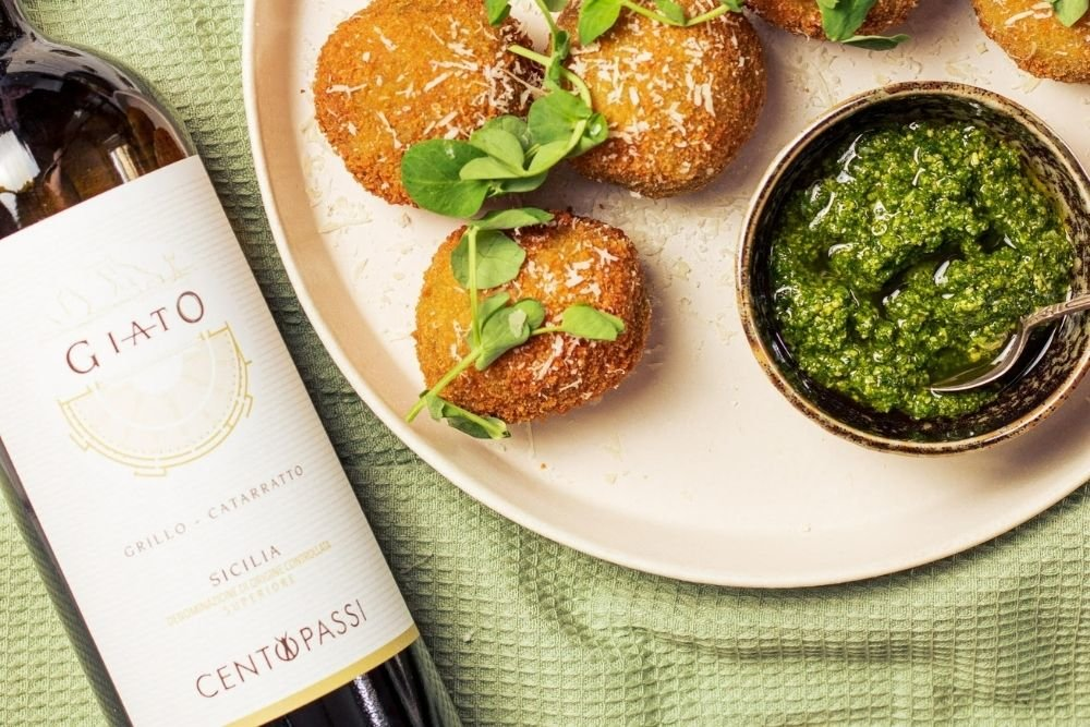 Arancini - Storm's Recipe of the Month