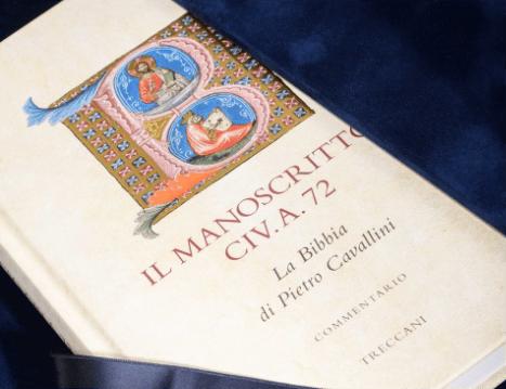 La bibbia del <b>Cavallini</b>