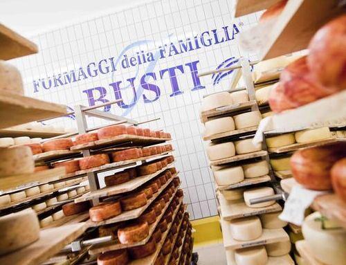 Leggi la storia del<br><b>Caseificio Busti</b>