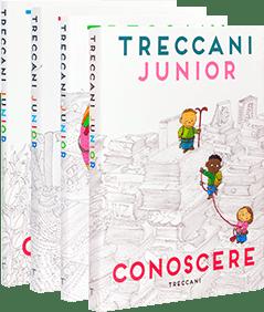 <b>The new Treccani work<br>for children.</b>