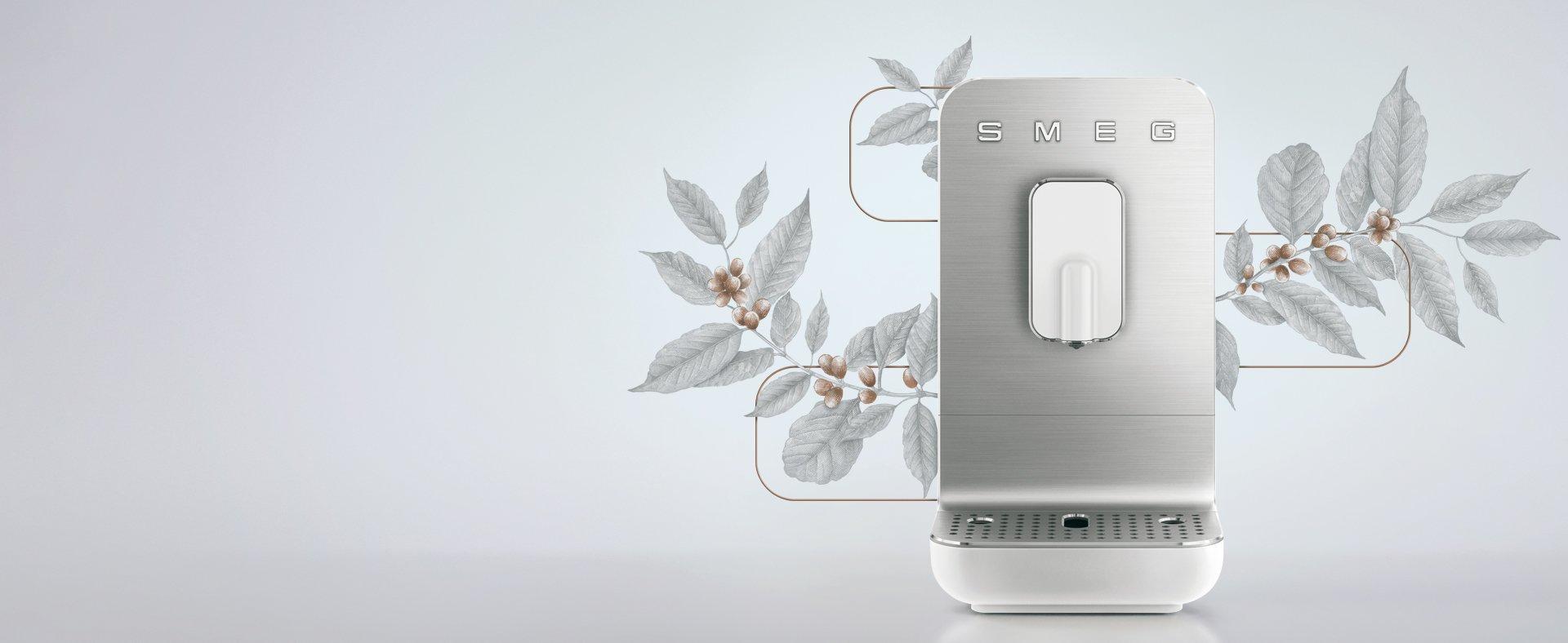 Nueva cafetera superautomática | Tienda Online Oficial Smeg