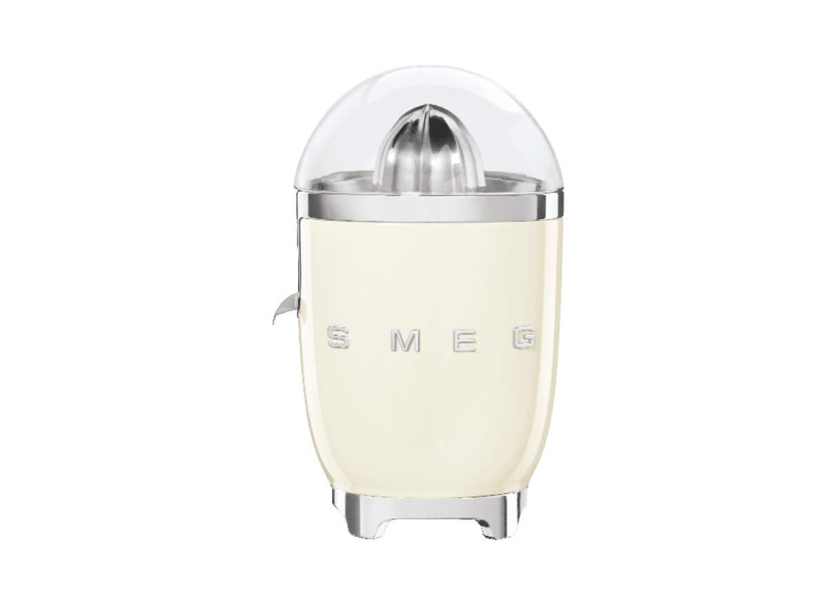 Exprimidor de cítricos Smeg Crema