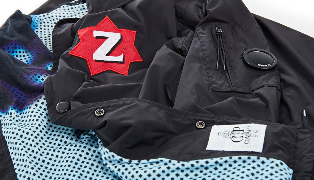 Gorillaz Tour Jacket and Flight Hat