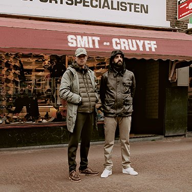 Rens van Strien and Akaar Amin
