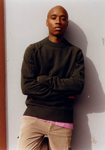 Rejjie Snow introducing FW019 Collection