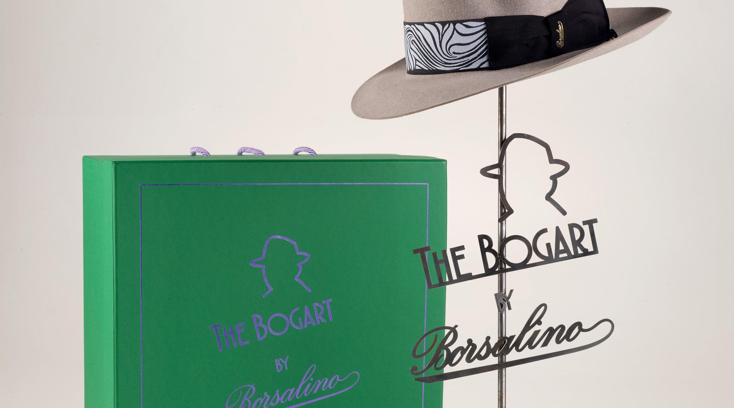 INTRODUCING THE BOGART BY BORSALINO
