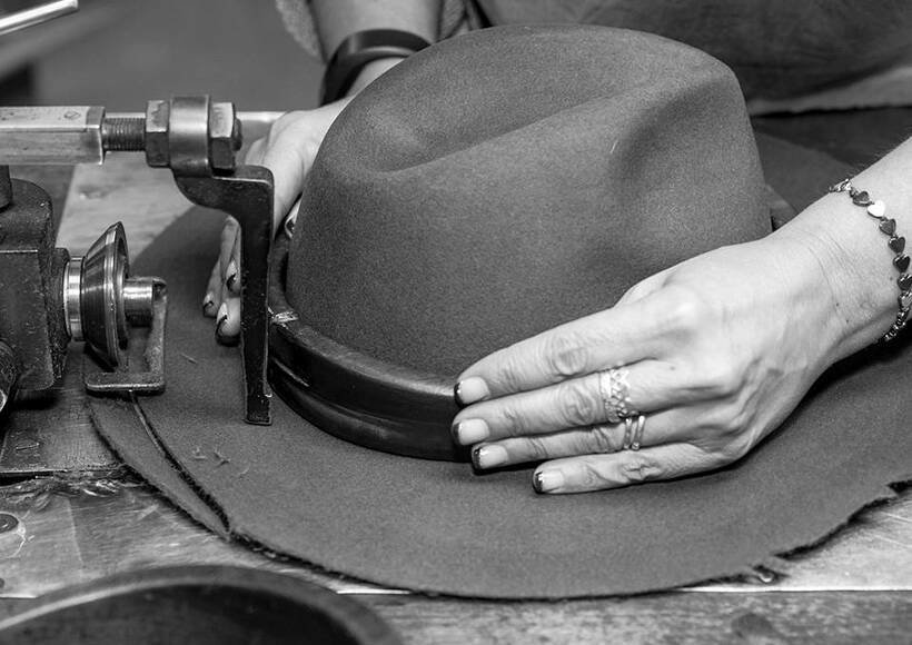 THE BORSALINO FELT HATS JOURNEY