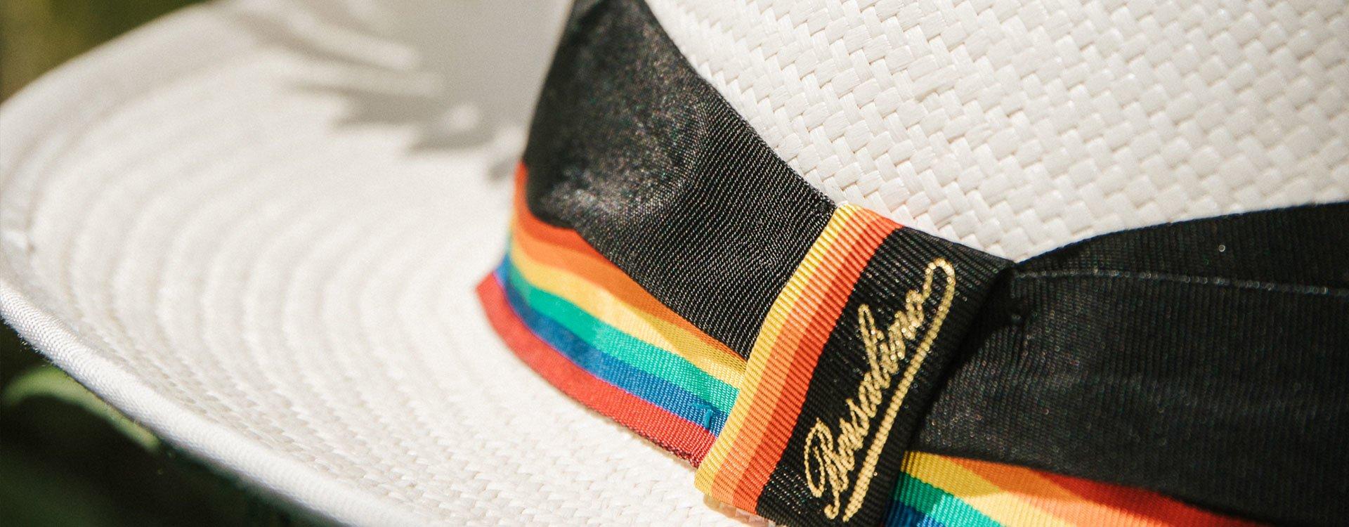Scopri la capsule collection Borsalino dedicata al Pride Month 2021