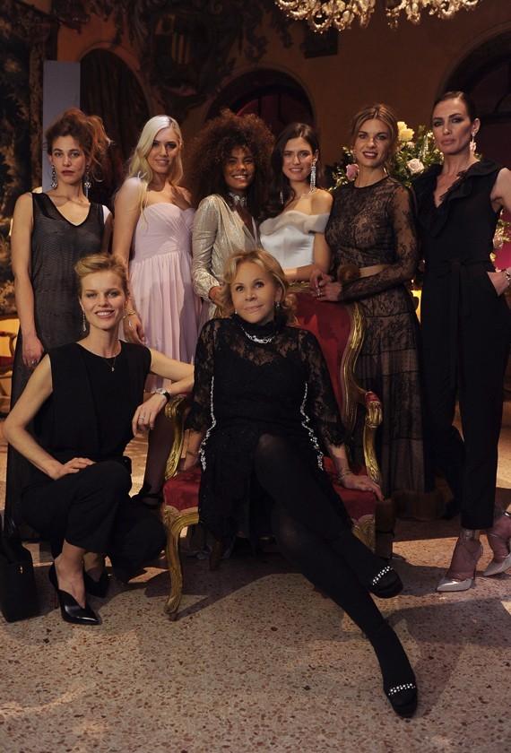 Blumarine celebrates its first 40th anniversary with the volume ANNA MOLINARI, BLUMARINE
