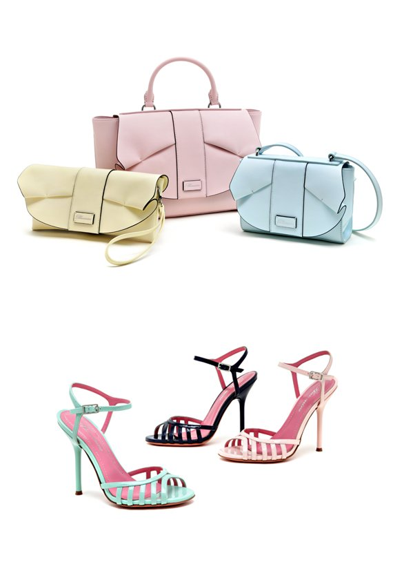 'Candy' trend: pastel colours to complete the spring looks