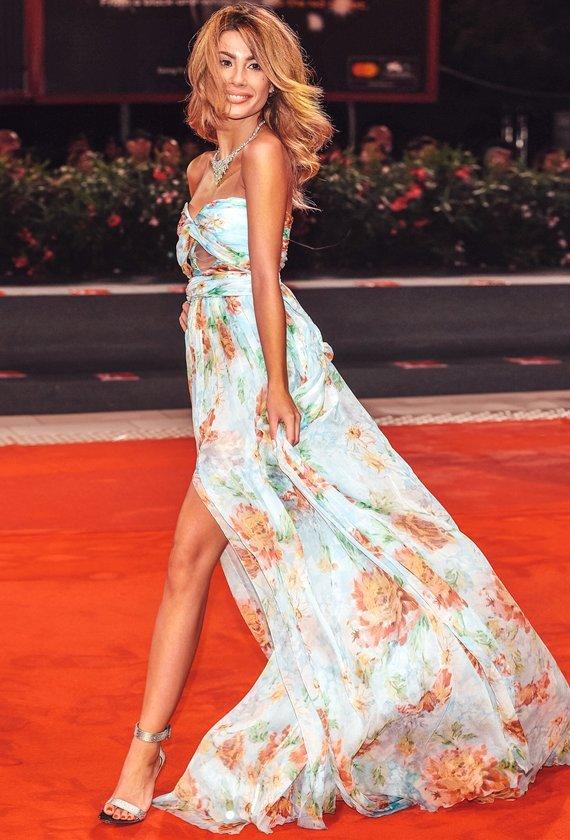 Valentina Marzullo at The 75th Venice International Film Festival