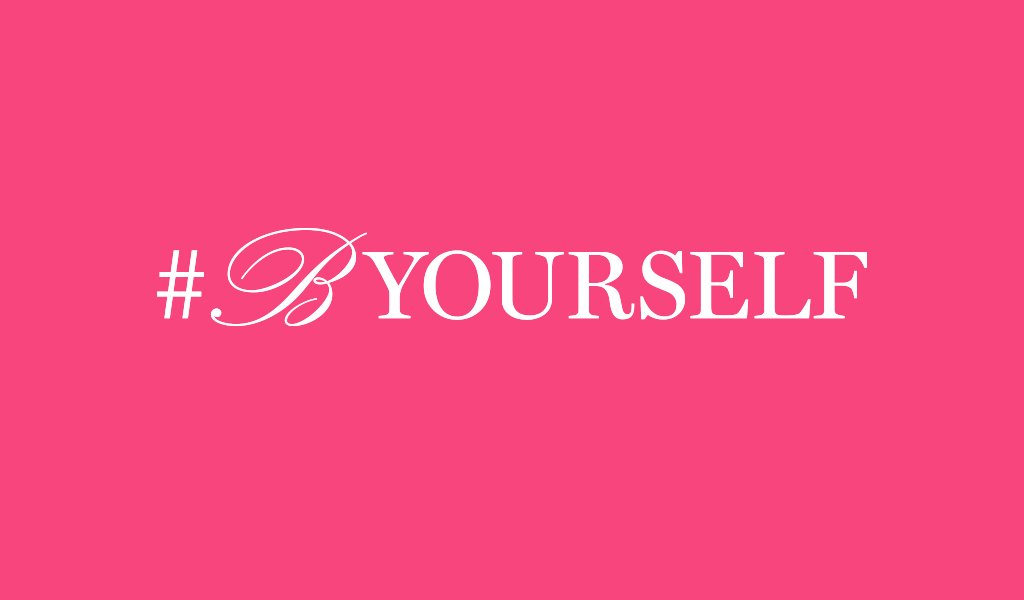 #Byourself