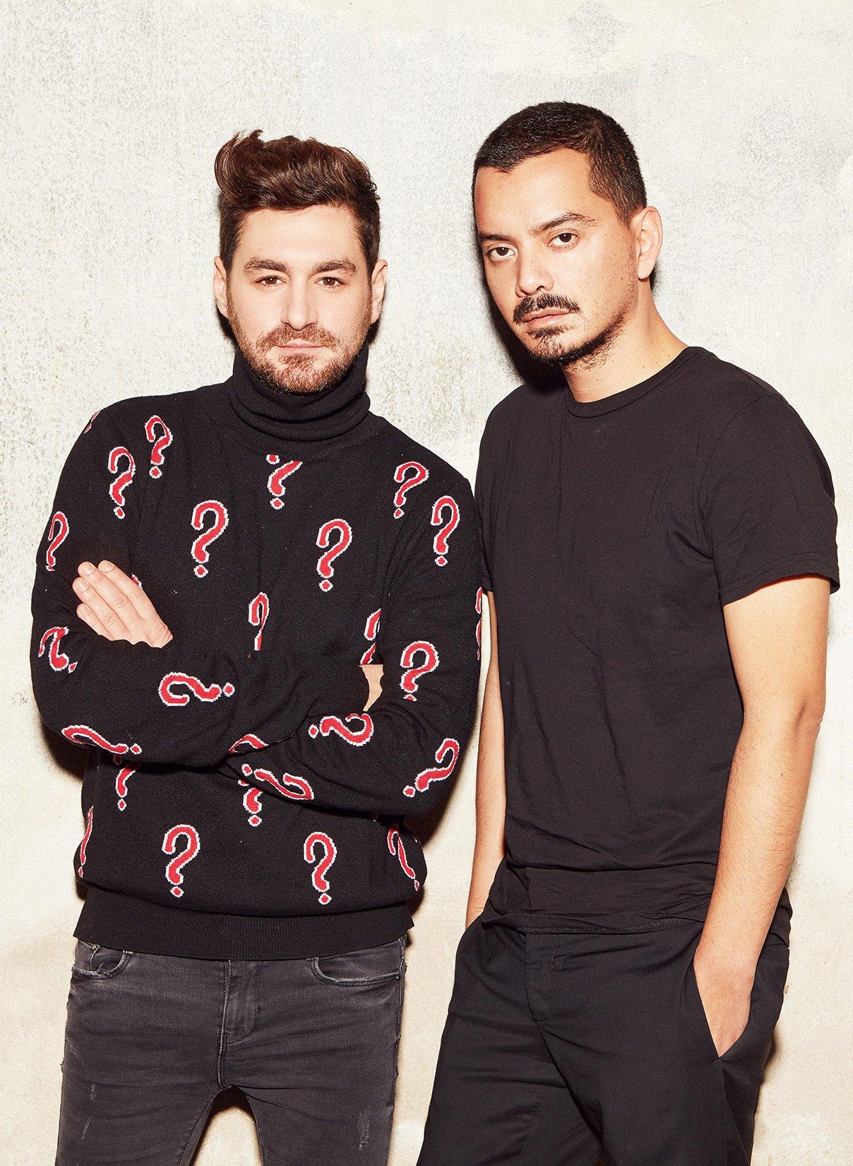Mirko Fontana and Diego Marquez