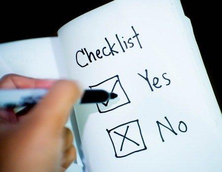 GDPR checklist for online retailers