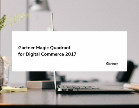 Gartner Magic Quadrant 2017