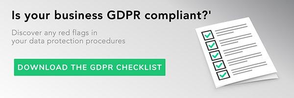 GDPR-checklist