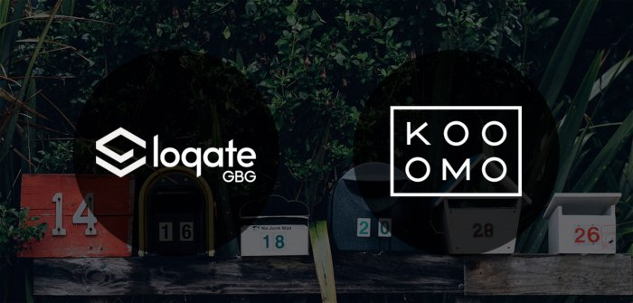 Kooomo Partners with Loqate, a GBG Solution, to Offer Industry Leading Verification Software