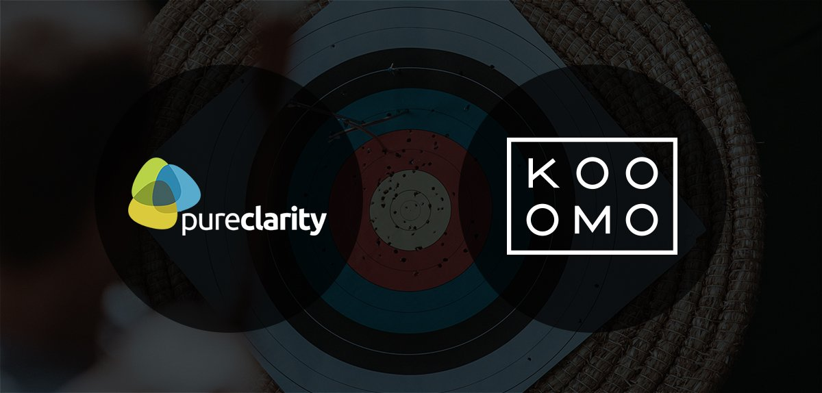 PureClarity Is Delighted To Form New Strategic Partnership with Kooomo
