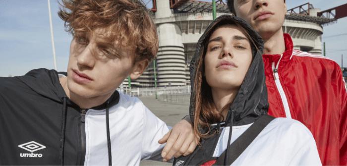 Kooomo launches Umbro's Italian online store