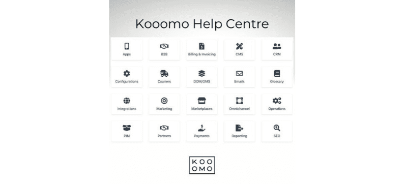 Kooomo launches new Help Centre as a knowledge hub for users