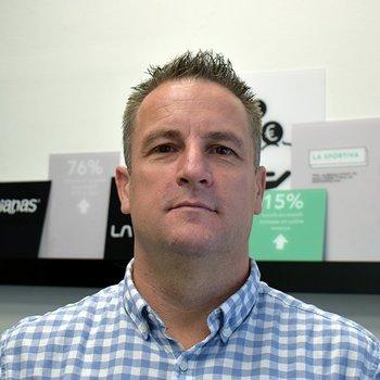 Stephen Carney, Head of Commercial & Partnerships, UK & Ireland
