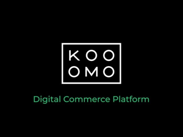 Kooomo eCommerce Platform - Watch a Demo