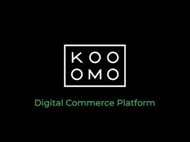 Kooomo Digital eCommerce - Fai un tour della piattaforma