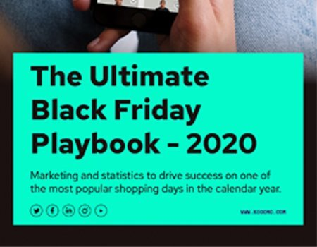 The Ultimate Black Friday Playbook - 2020