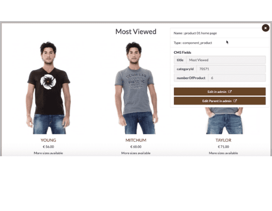 BLOG - Kooomo launches front-end website editing tool