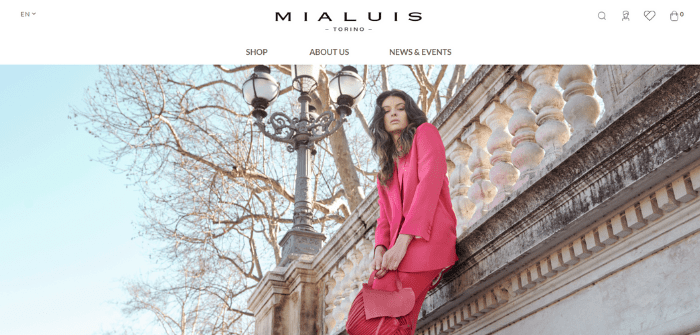 Mialuis bags new eCommerce platform to raise brand awareness
