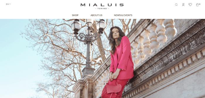 Mialuis bags new eCommerce platform to raise brand awareness