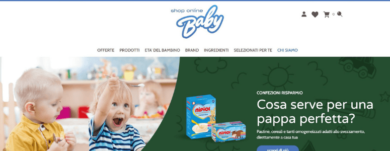 Making feeding time easier: Kooomo launches new baby food website