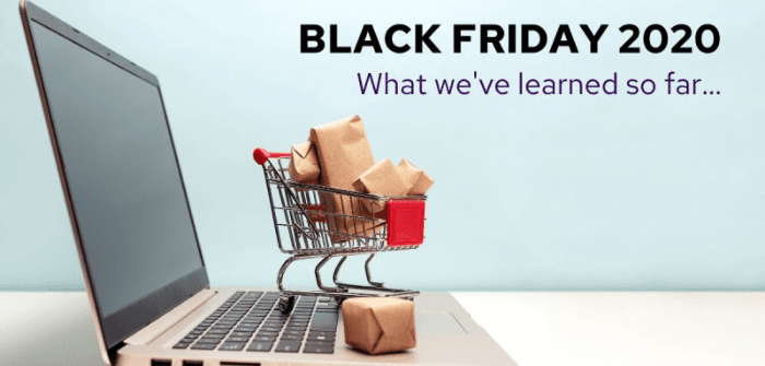 eCommerce sites optimised for Black Friday increased revenue by 330%, says Kooomo