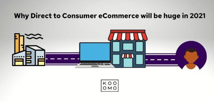Direct to consumer eCommerce: Retail's rising star