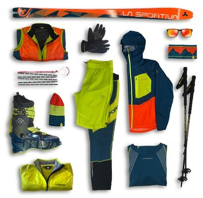 Ski alp Training Collection
