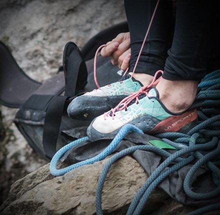 Climbing Woman Collection