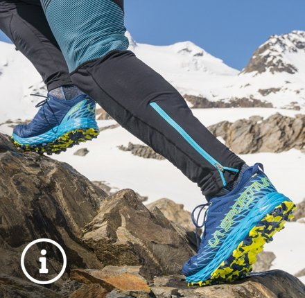 Mountain Running Tech Info