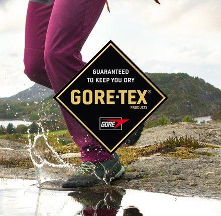 Gore-Tex Footwear