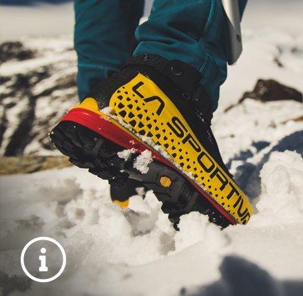 Mountain Boots Tech Info