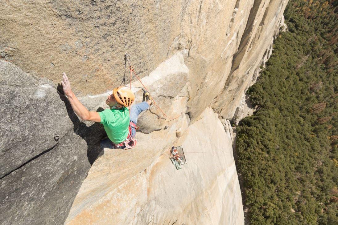 La Sportiva presents 'FREE' a film about Big Wall climbing