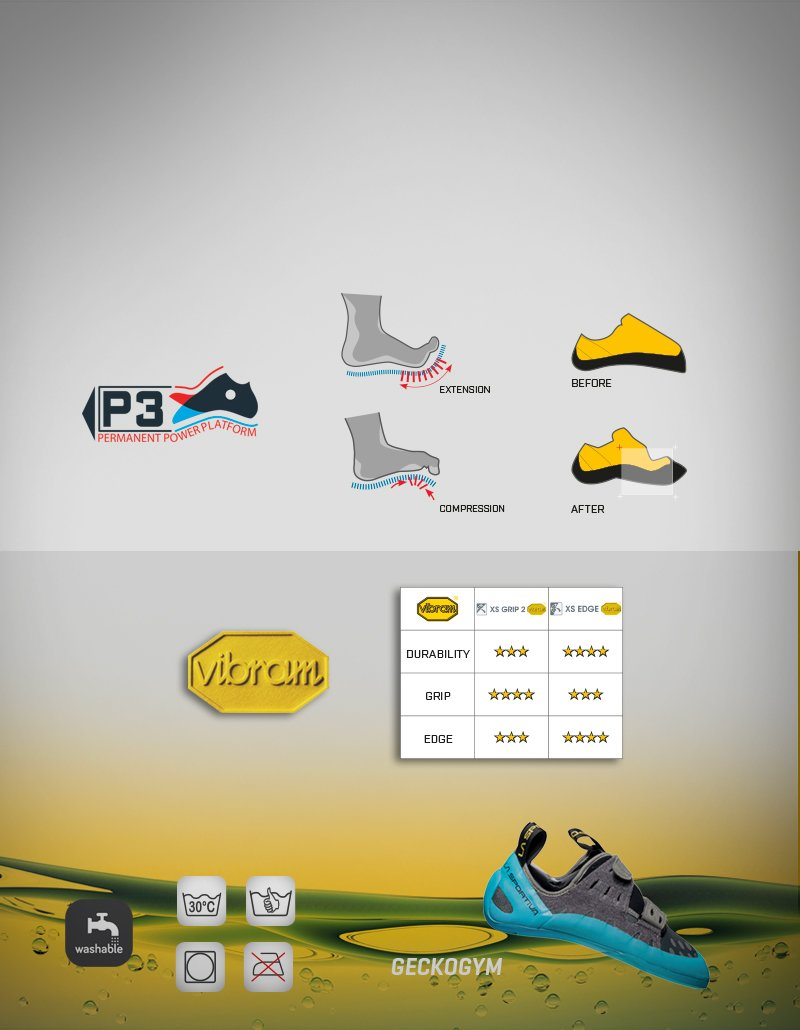 La Sportiva Climbing Shoe Size Guide.Choosing Climbing Shoes Sizing Shape Tips La Sportiva