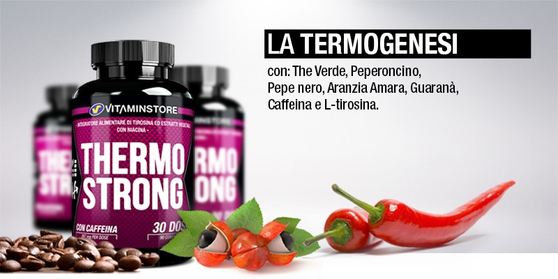 Thermo Strong: La termogenesi