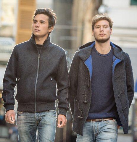 Matteo Puppo y Matteo Capurro. Matteo y Matteo, para los amigos.